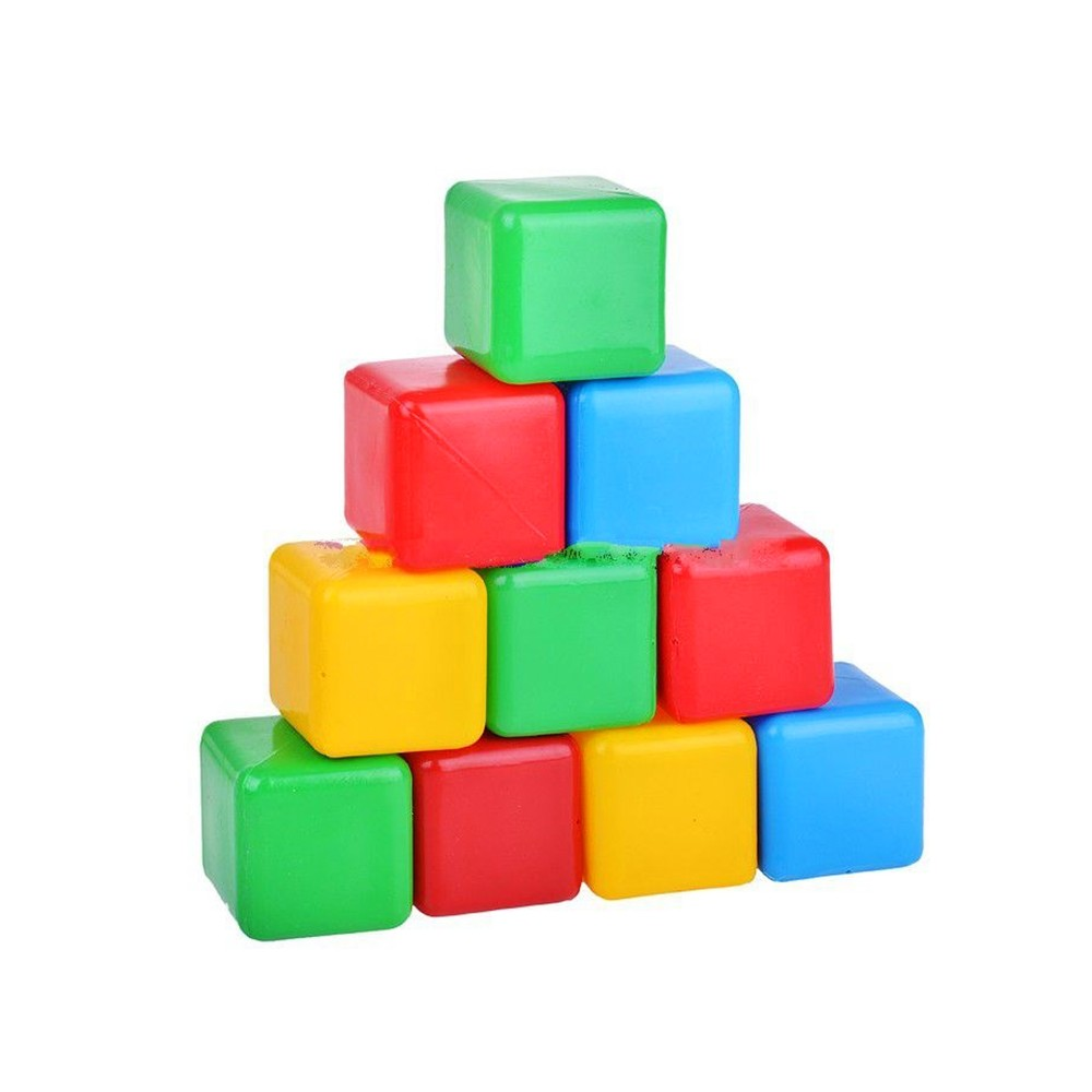 Картинки из кубиков фото
