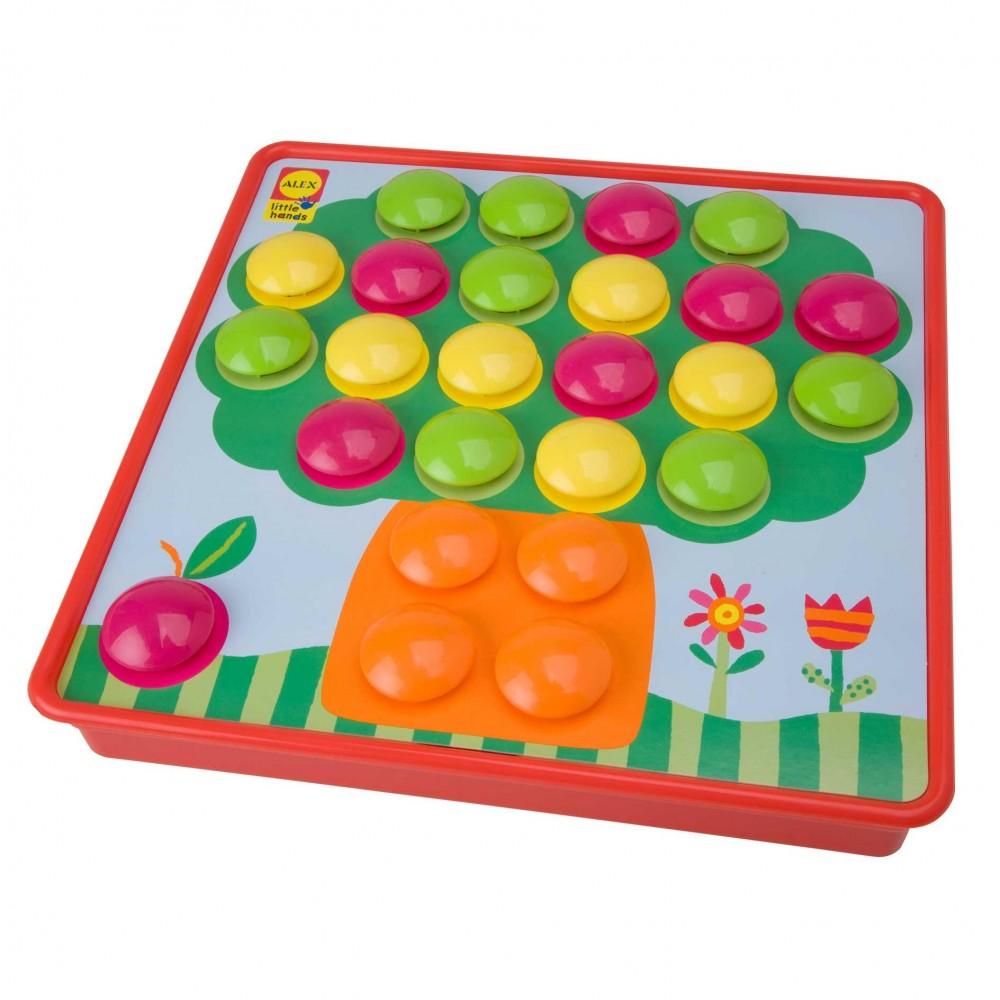Картинки мозаики с кнопками