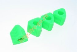 Triangular Pad for Heli Landing Gear (Green) фото