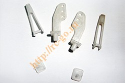 Push-pull rod adjustable head components фото