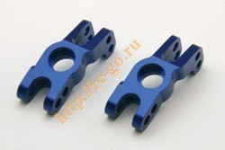 Aluminum Rear Hub Carrier(Half 8/Blue) фото