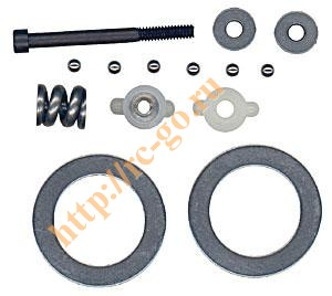 Diff Rebuild Kit, for steel diff фото