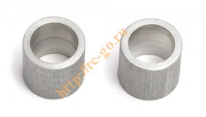 "Rear Axle Bearing Spacer, aluminum (fits only the 3/16"" rear axle and MIP CVD's) фото"