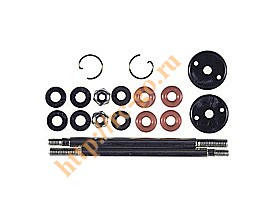 Ремкомплект амортизаторов передних Front Shock Rebuild Kit (HBC8106-2) фото