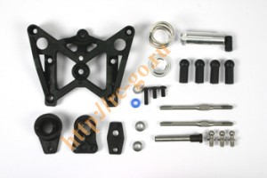 TM Single Bell Cranksteering system Conversion set фото