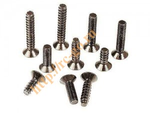 Titanium TP Countersunk Screw M3x8mm фото