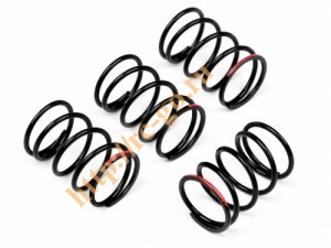 Пружины High Quality Matched Spring Version 1 Red (Super Hard/4pcs) фото