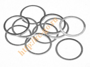 Washer 17x20x0.4mm (10pcs) фото