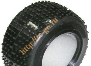 18T Mini Pin Tires with inserts фото