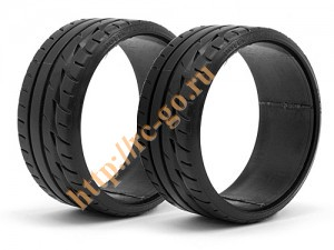 Шины 1/10 - LP29 T-Drift Bridgestone Potenza RE-11 (2шт) фото