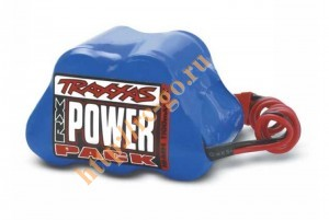 Аккумулятор бортовой TRAXXAS RX Power Pack NIMh 6.0V 5cell 1200 mAh (HiTec/Futaba/JR) фото