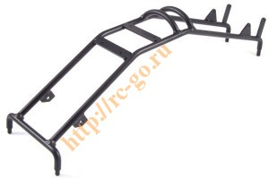 Защитный каркас - Fastrax 1/5th Scale Roll Cage for the HPI Baja 5b - Black фото