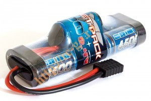 Аккумулятор Team Orion Rocket Pack NiMh 8.4V 7cell 4500 mAh (TRAXXAS) фото