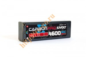 Аккумулятор Team Orion Carbon Pro LiPo 11.1 V 3S 90C 4600 mAh фото