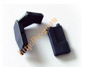 BS803-005 Steering servo mount-A/B фото