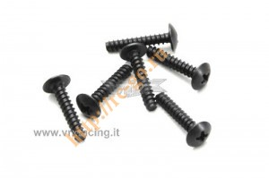 RH5136 Round head tapping screw 4*20 фото