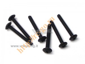 RH5137 Round head tapping screw 4*30 фото