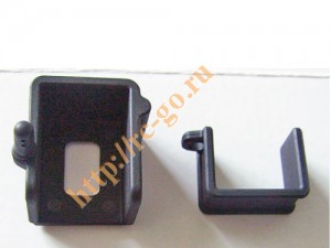 BS701-037 Battery base & cover/Fr фото