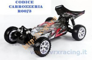 R0073 Printed EP Buggy body фото