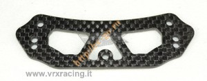 10957 Front bumper cover (Carbon) фото