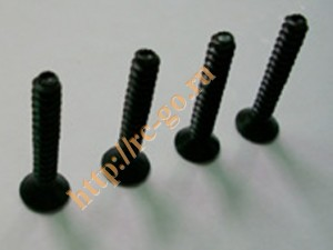 85140 Flat head screw set 4*26mm фото