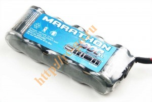 Аккумулятор Team Orion Marathon XL NiMh 6.0V 5cell 1900mAh (разъем UniBEC) фото