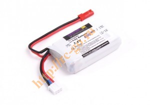 Аккумулятор Art-Tech LiPo 7.4V 800mAh для вертолета Art-tech SSH200 фото