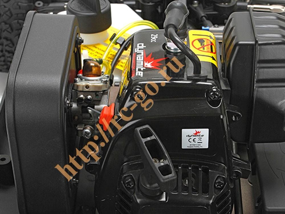 Радиоуправляемый шорт-корс трак 1:5 Losi 5IVE-T AVC 4WD 2.4 Ghz, бензин, RTR