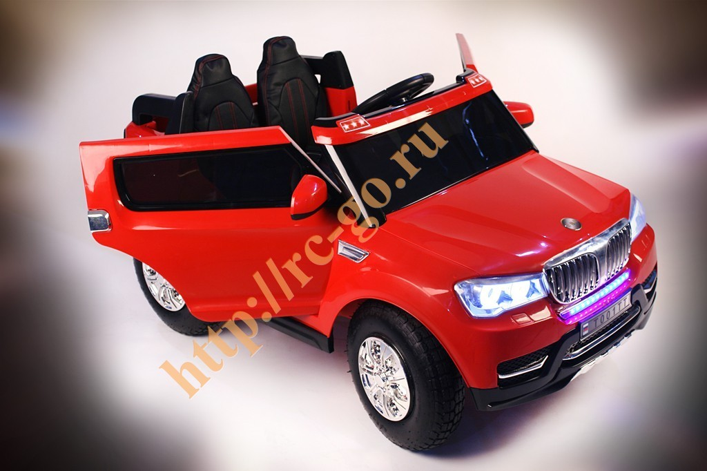 T001TT-red-4wd-leather фото