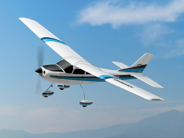 Виды радиоуправляемых моделей самолётов