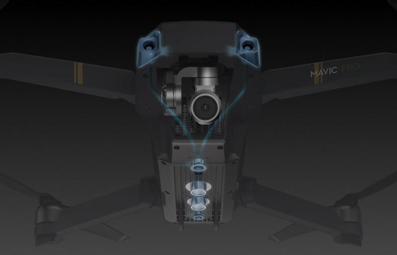 Квадрокоптер DJI MAVIC MINI — купить в интернет-магазине ОНЛАЙН ТРЕЙД.РУ