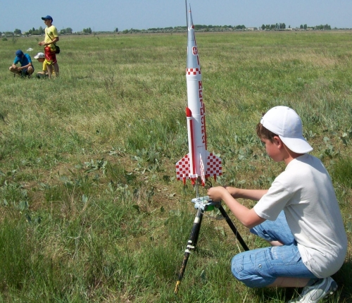 Модели ракет своими руками фото