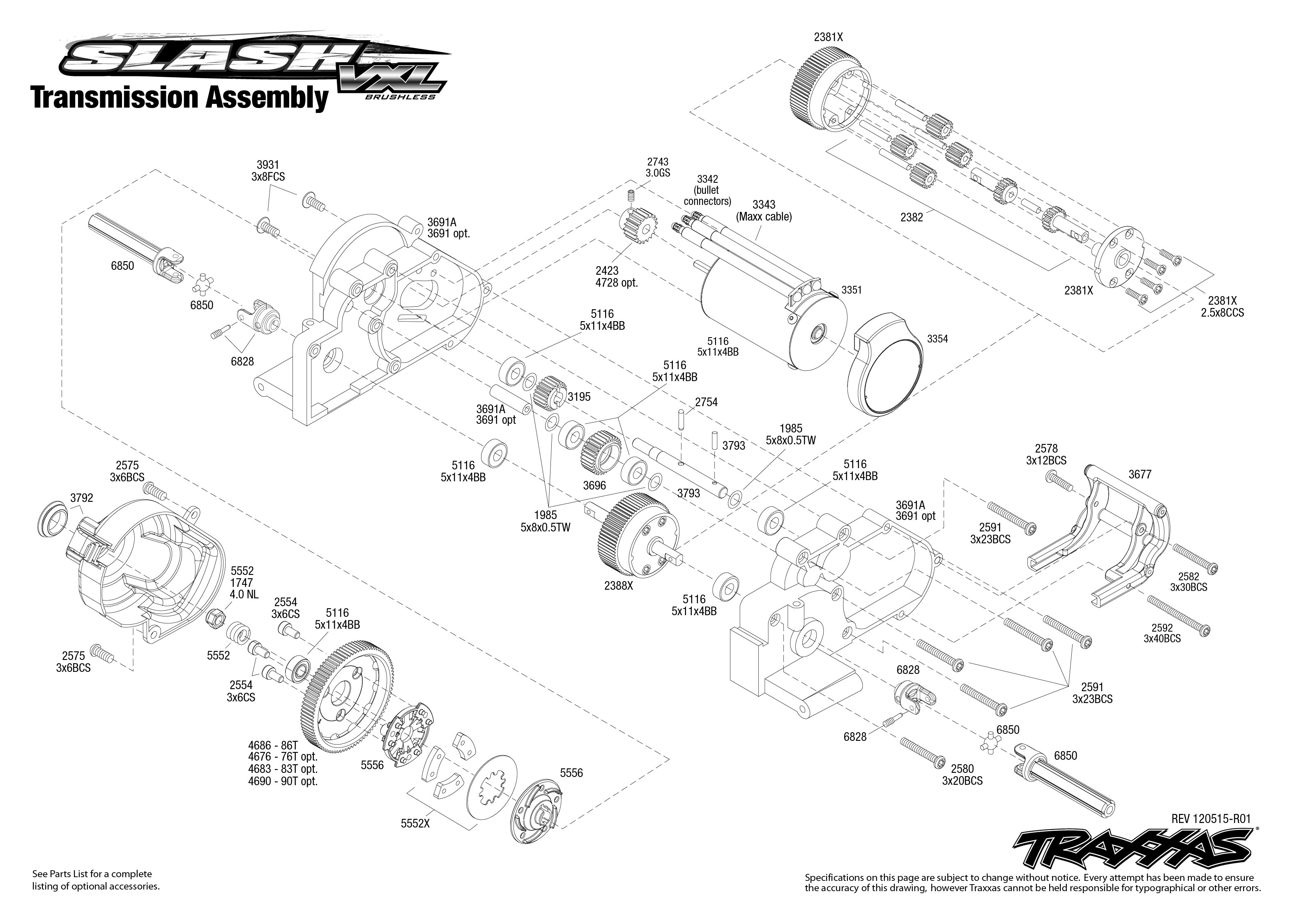 traxxas slash 2wd parts diagram pdf phillyfilecloud traxxas slash 2wd owners manual traxxas slash 2wd parts list pdf